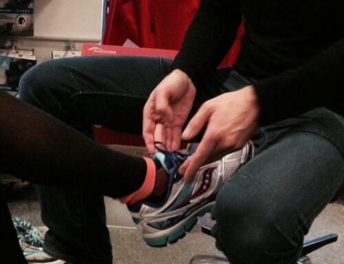Hellere én sko i skridtet – end et skridt i de forkerte sko :-)
