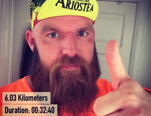 To maratonløberes bekendelser (del 2)