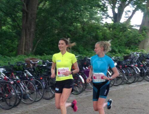 Nr 2 i Femina Kvindeløb 2015