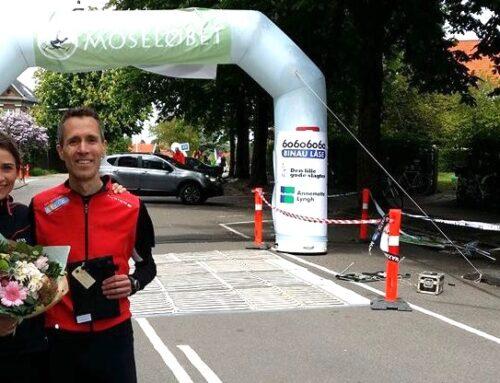 Moseløbet 2015. Sammen med Team Kaiser Sports Erik Zobel