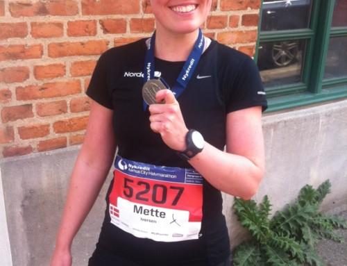 Interview med Mette Iversen – Vinder af startnummer til Cph Marathon 2016