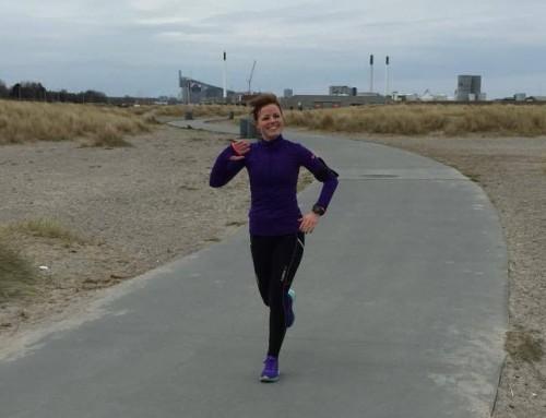 Mette Iversens maratontræning