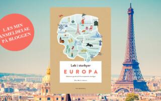 Løb i storbyer - Europa